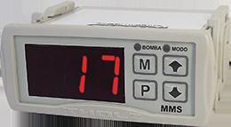 Controlador Diferencial de Temperatura - MMS1251N 220VCA