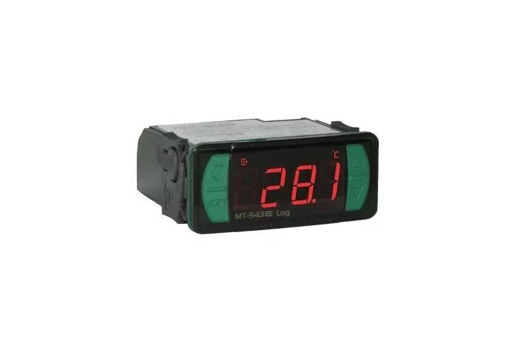 Controlador Digital De Quatro Estágios C Alarme Mt 543 e Log