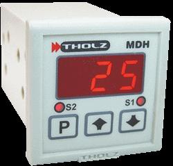 Controlador Digital De Temperatura Mdh 368n