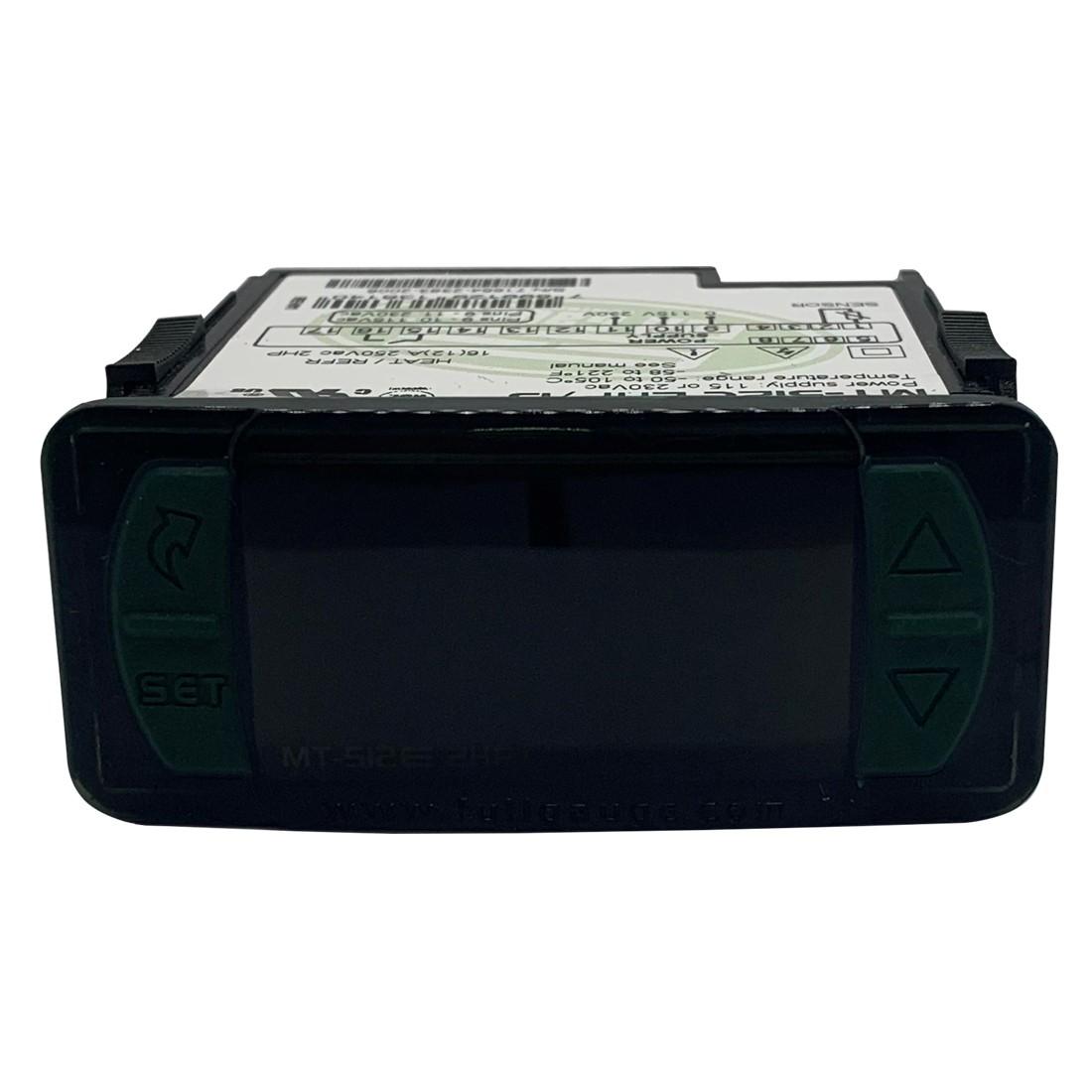 Controlador Digital Full Gauge Mt 512e 2hp 110/220v ou 12/24v