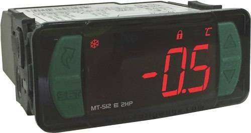 Controlador Digtal Full Gauge Mt 512e 2hp