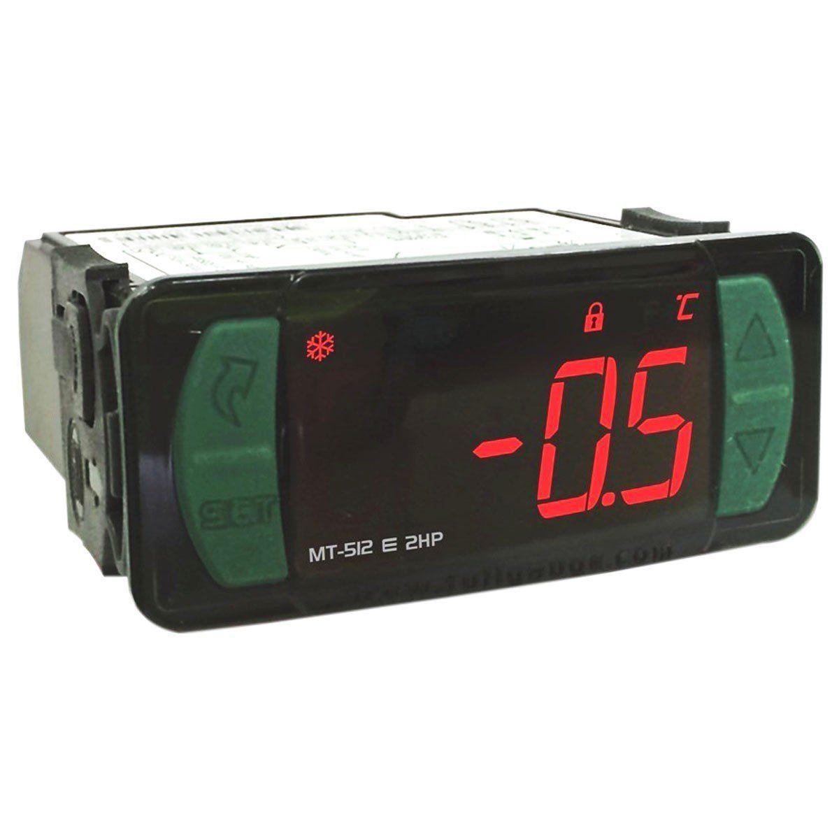 Controlador Digtal Mt 512el 12/24vca Com Sensor