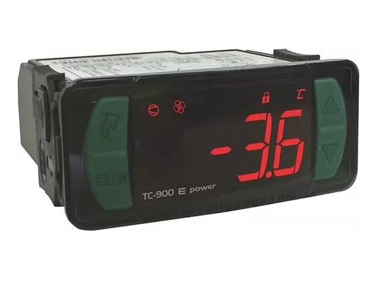 Controlador P/ Refrigeração Degelo Tc-900e Power 12v