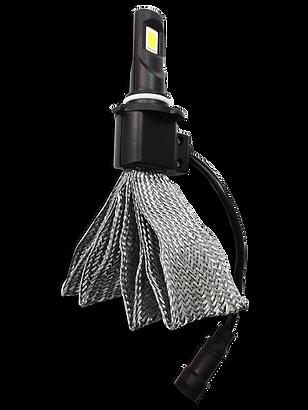 Kit Lâmpada H1 Super Led Farol 7s 6400 Lúmens