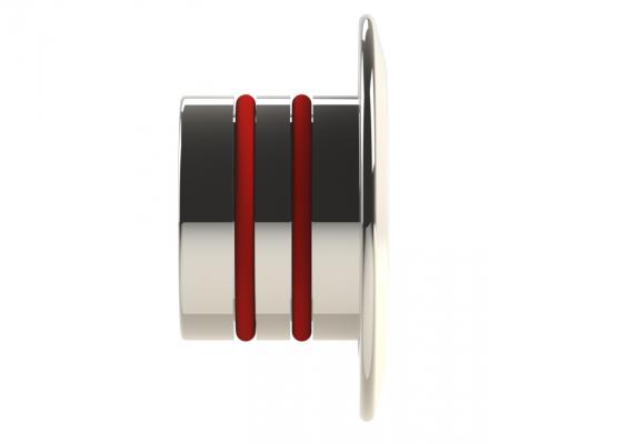 Dispositivo Piscina Tholz - Nivelador Redondo Inox