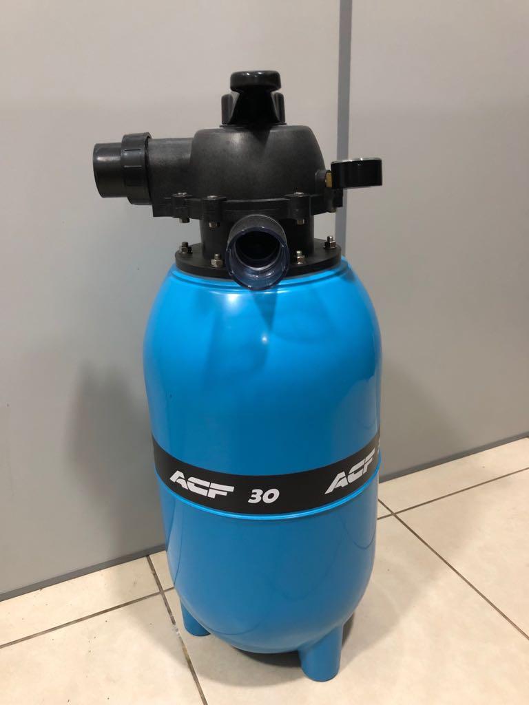 Filtro Para Spas e Piscinas ACF - 60 Sem Bomba