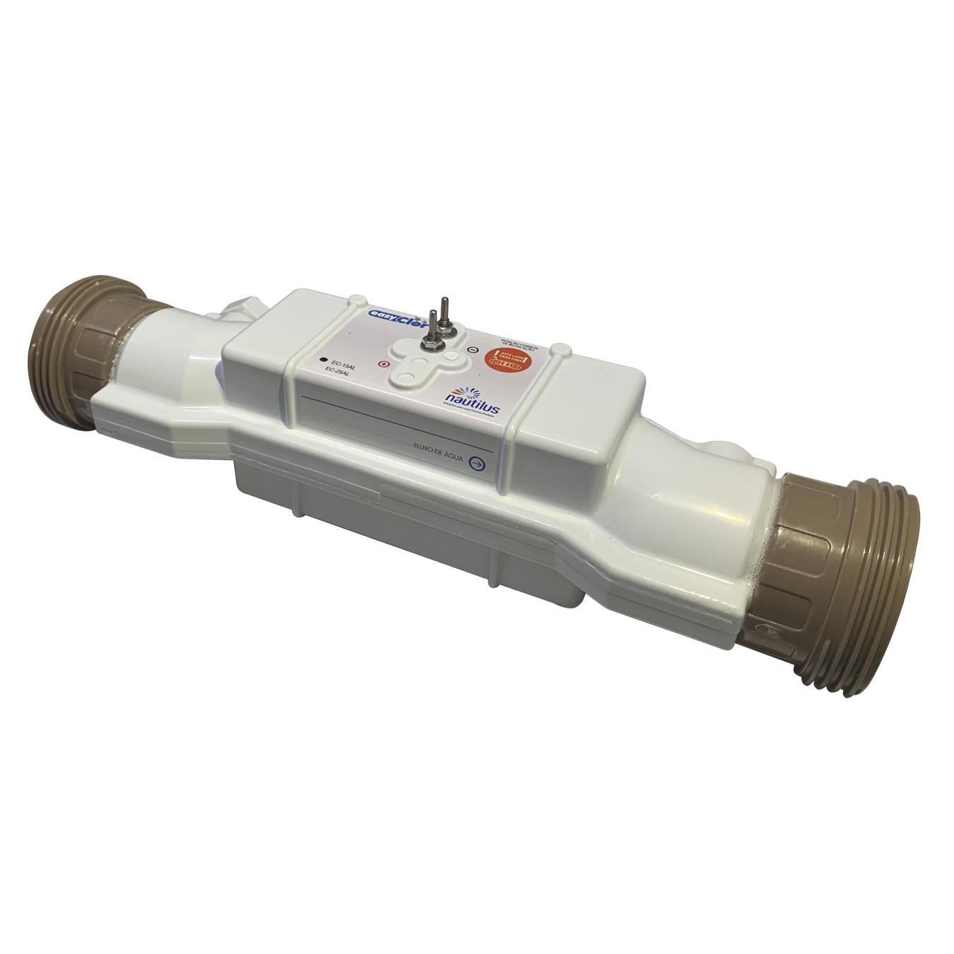 Gerador De Cloro Nautilus Easyclor G-4 Modelo 15 Al