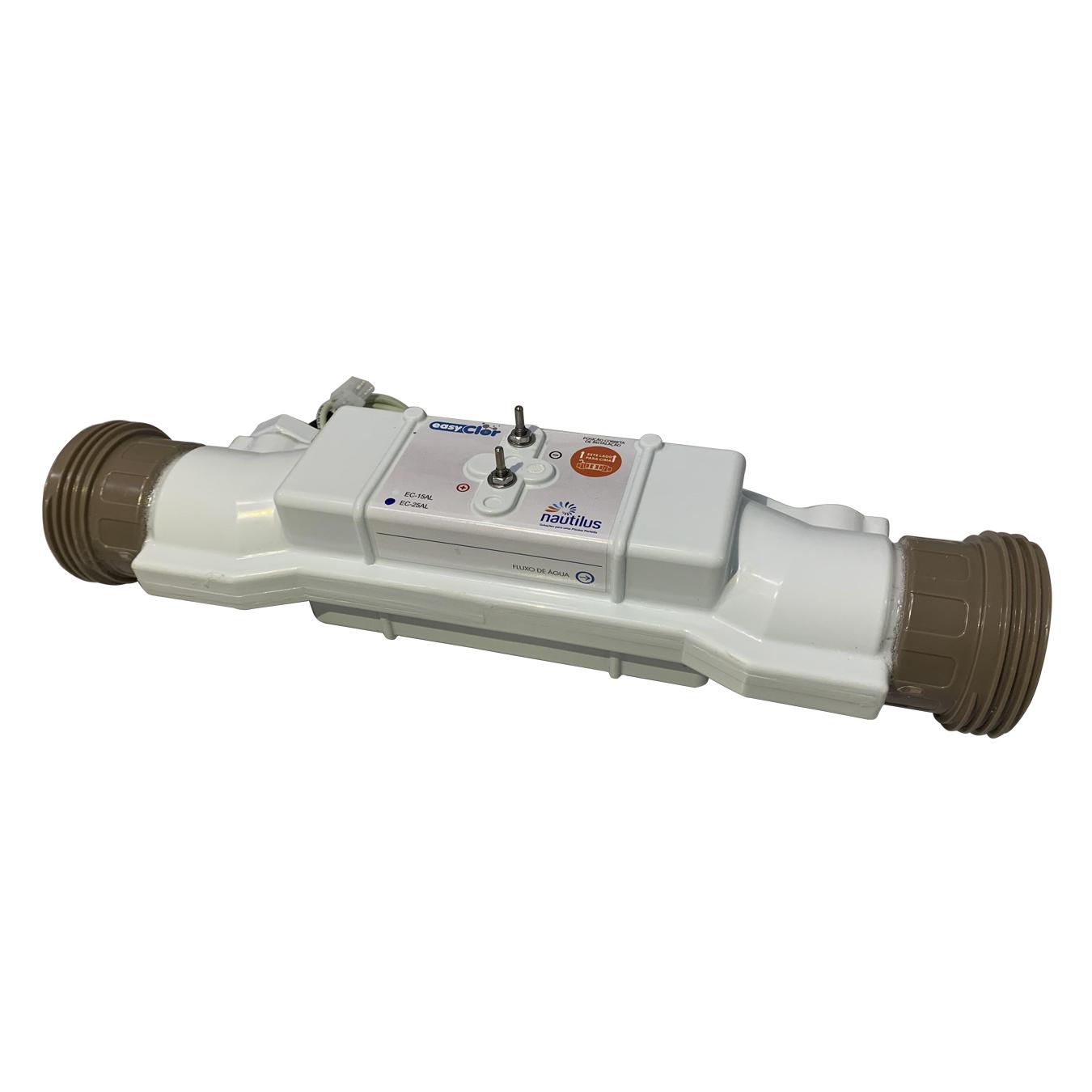 Gerador De Cloro Nautilus Easyclor G-4 Modelo 25 Al