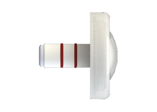 Kit Iluminação Piscina Fibra - Basic Pool 18w - 2 Leds