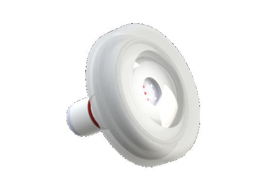 Kit Iluminação Piscina Fibra - Basic Pool 18w - 3 Leds