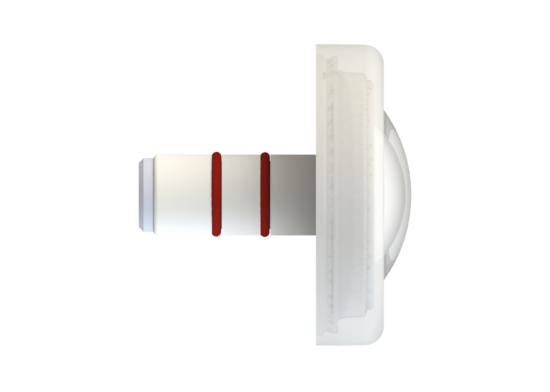 Kit Iluminação Piscina Fibra - Basic Pool 18w - 4 Leds