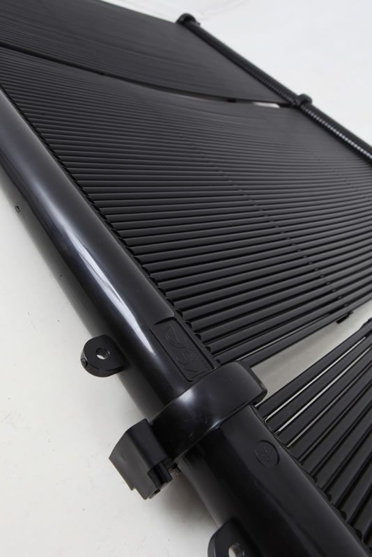 Kit Placa Coletor Solar Aquecimento De Piscinas 30 Metros²