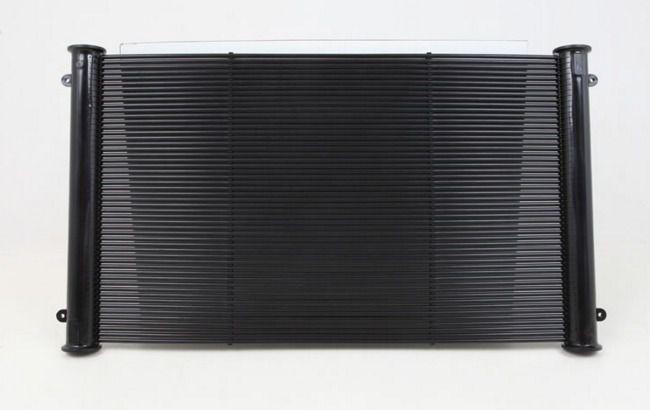 Kit Placa Coletor Solar Aquecimento De Piscinas 3,5 X 7m