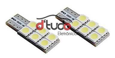 Lâmpada Pingo 6 Leds High Power
