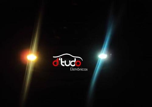 Lâmpada T15 68 Leds Luz De Ré