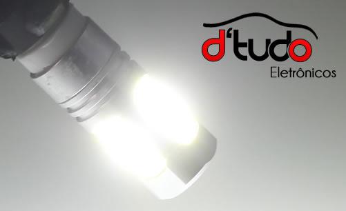 Lâmpada T15 W16W Led Luz De Ré 8w