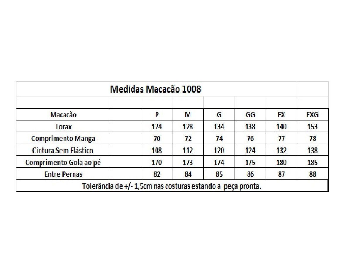 Macacão Nylon Impermeável + Bota Pvc Impermeável Pantaneiro
