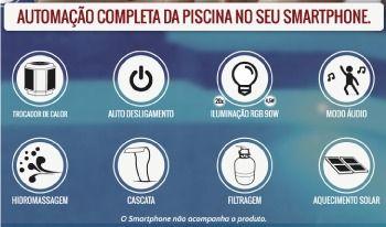 New Mobile Pool Central De Piscina Com Wifi
