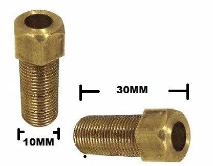 Poço De Proteção Termométrico 30mm