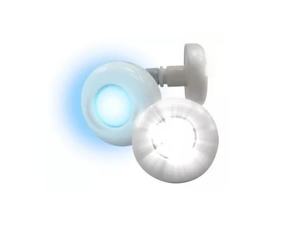 Refletor Power Led RGB - 3w