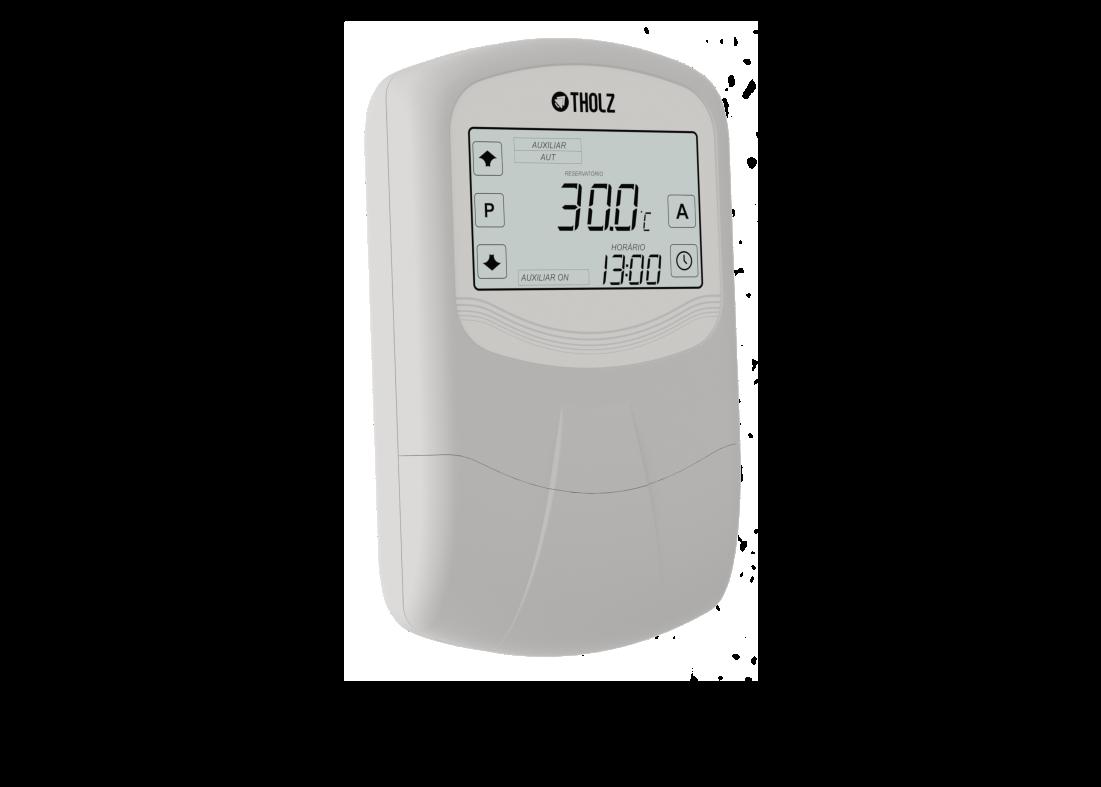 Termostato Digital com Timer e apoio elétrico - TLZ