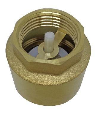 Válvula de Retenção Vertical com Sede em Polietileno Emmeti