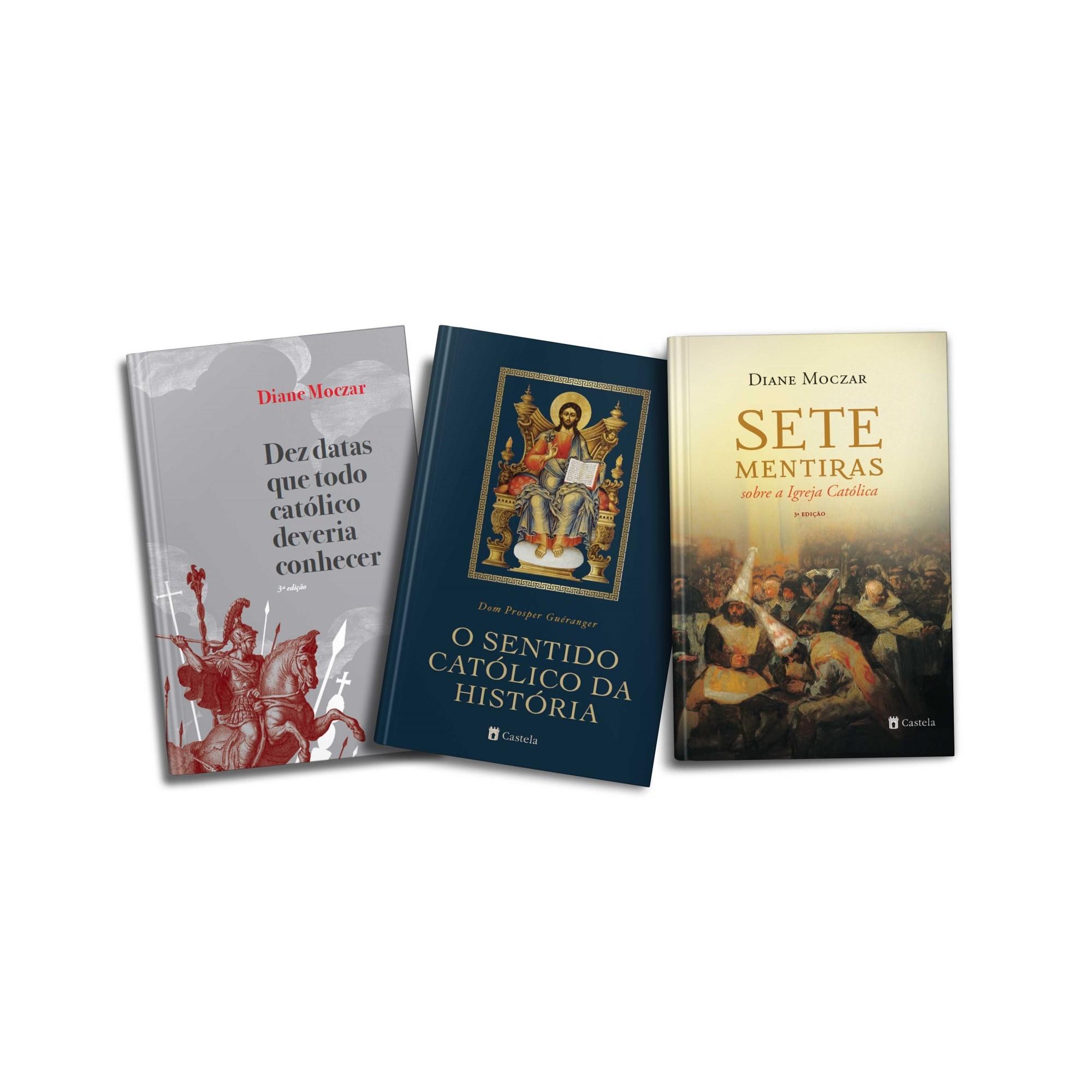 Combo História Católica