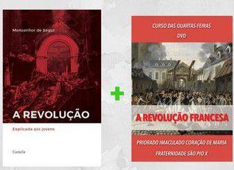 Combo Revolução Francesa (DVD + livro)