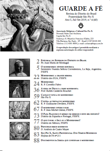 Revista Guarde a Fé n. 4