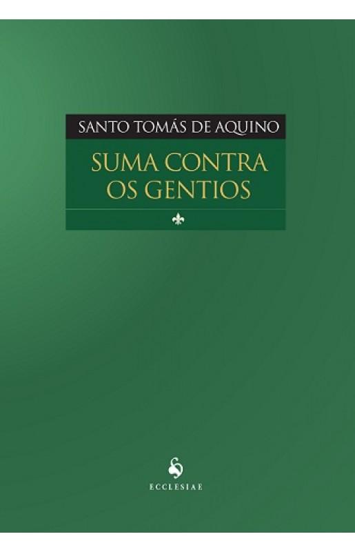 Suma Contra os Gentios- Santo Tomás de Aquino