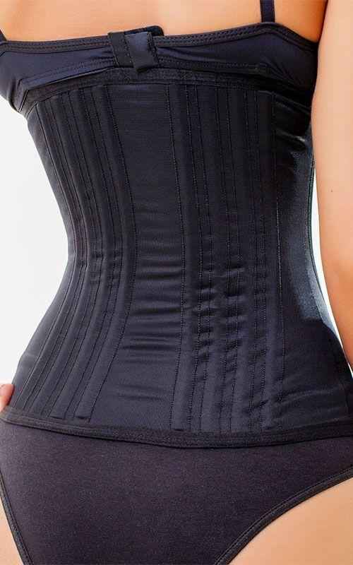 Cinta Abdominal Modeladora Miracle Belt - Preto Faixa  - ByBalakas - Limone