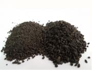 100 Kg de zeolita remoçao de ferro e manganês (2 sacos: 1,2 a 1,8mm e 2 sacos 1,2 a 0,4mm)