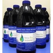 CAIXA 4 UNIDADES - Corante Orgânico Líquido Azul para água de reúso (2 Litros)