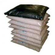 carga filtrante 07 camadas Fusati: para filtro modelo Atlântico 1.000 a 1.500 litros/ hora