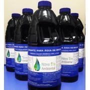 Corante Orgânico Líquido Azul para água de reúso 2Litros