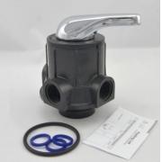 VALVULA MANUAL PARA FILTRO F56E1:  até 2 m3/h ou 2.000 litros/h
