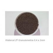 ZEÓLITA WATERCEL ZF para remoção de FERRO E MANGANÊS (0,4 a 1,0 mm) - saco 25kg