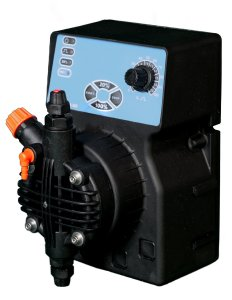 Bomba dosadora DLX-MA/AD: 15 L/H – 4 BAR + PP + EPDM
