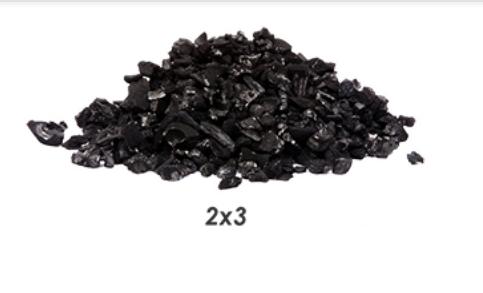 Carvão ativado 2x3 mesh - saco 25kg