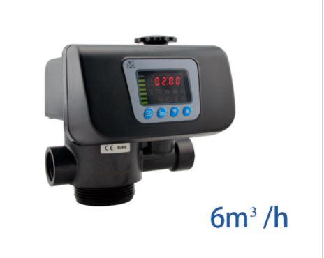 """FILTRO NEA40 AUTOMATICO: de 3.000 a 4.000 litros/hora  ou  3 a 4m3/h - PADRAO 16X65"""""""