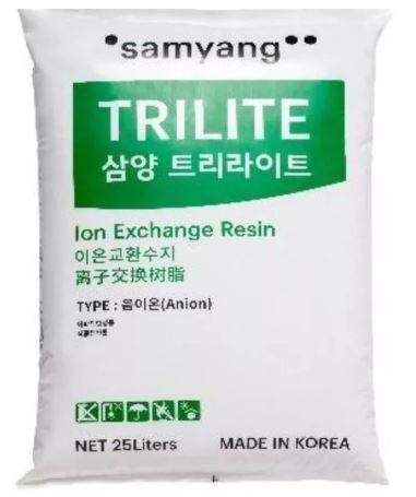 Resina Aniônica : Trilite KA-10 - Saco 25 litros