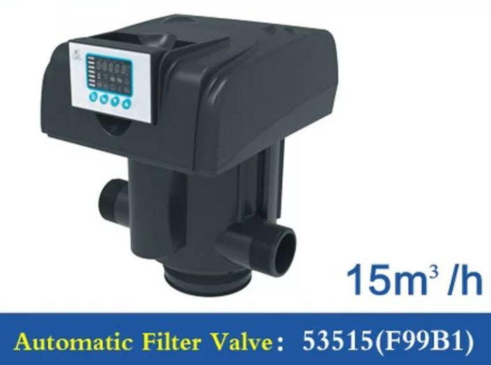 Válvula seletora automática POR TEMPO: F99B1 (53515) até 15m3/h