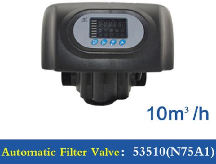 Válvula seletora automática POR TEMPO: 53510 (N75A1) até 10m3/h