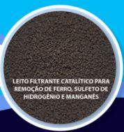 ZEÓLITA CONTROLL MF-574 para remoção de FERRO E MANGANÊS (0,42 a 1,41 mm) - saco 25kg
