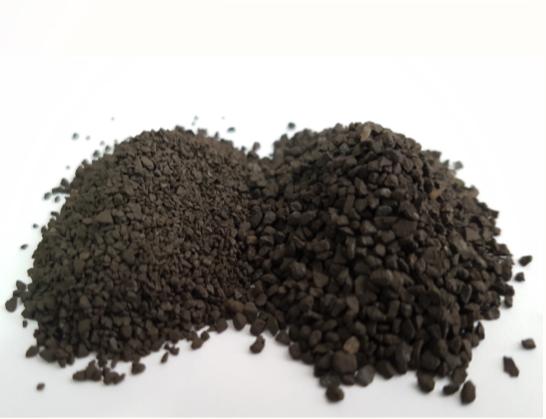 ZEÓLITA ZT para remoção de FERRO E MANGANÊS (0,4 a 1,2 mm) - saco 25kg