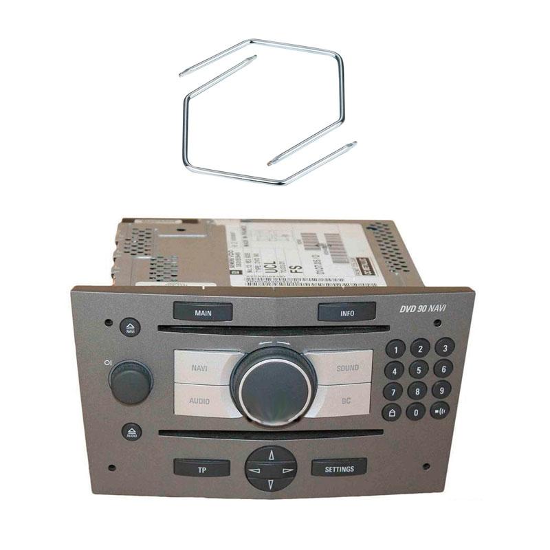 Combo 05 - Ferramenta Remoção Rádio Fiat Ford Gm Volkswagen Outras