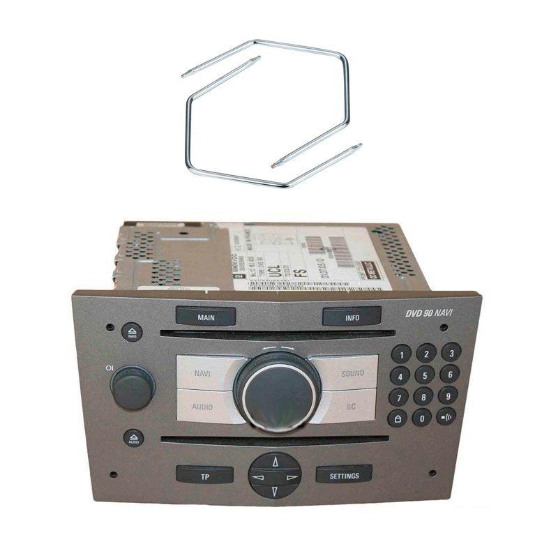 Ferramenta Remoção Rádio Gm