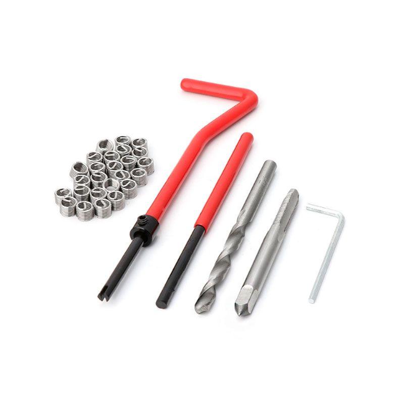 Kit Reparo Rosca Postiça Helicoil M5 x 0,8
