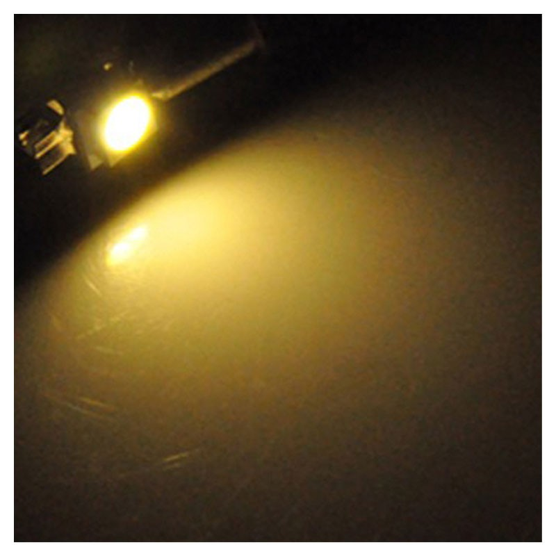 Lâmpada Led B8.5 Smd 5050 - Amarelo