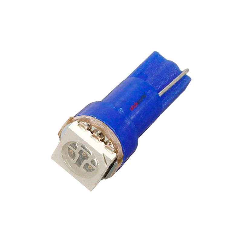 Lâmpada Led T5 Smd 5050 - Azul